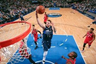 Lo mejor de Luka Doncic en su primera temporada en la NBA