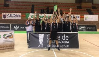 Pirron Sport Mérida, Campeón de la Copa de Extremadura 2019