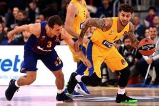 El Barça Lassa sale humillado de Tel Aviv: llegó a perder ¡Por 38 puntos!
