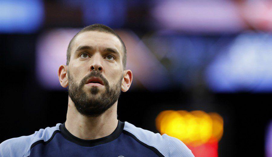 Marc Gasol, traspasado a los Toronto Raptors