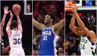 La noche más loca de la NBA: récords de puntos, de triples, de palizas…
