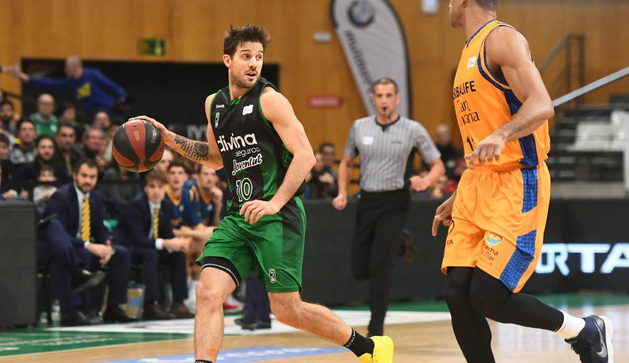 Nico Laprovittola hace historia con 40 puntos para el Joventut