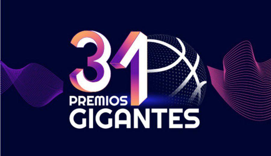 Todos los galardonados de la 31ª edición de los Premios Gigantes