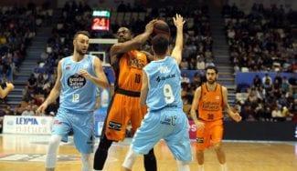 Valencia Basket y Divina Seguros Joventut se apuntan a la Copa del Rey