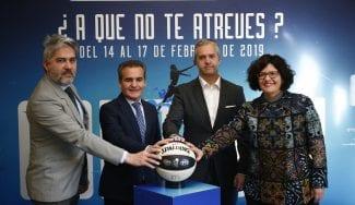 La ACB abre en Madrid la exposición 'Una mirada a la historia del baloncesto: 82 Copas en imágenes'