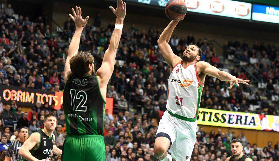 El Kirolbet Baskonia sufre, pero será cabeza de serie en la Copa