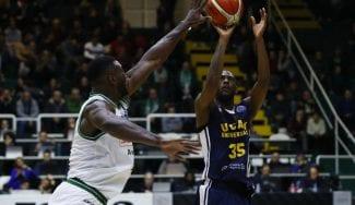 El UCAM Murcia asalta el feudo del Sidigas Avellino