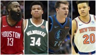 La NBA entrega sus premios del mes de diciembre