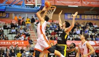 Paliza de UCAM Murcia en la Champions para dar la bienvenida a Sito Alonso