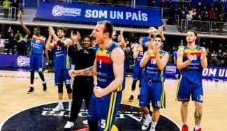 Triple victoria en la EuroCup, clasificación para Valencia y Andorra