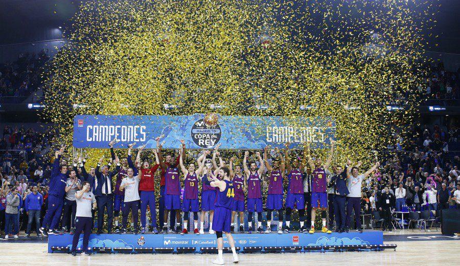 ¡Qué locurón! Barça campeón… ¡en el instant replay!