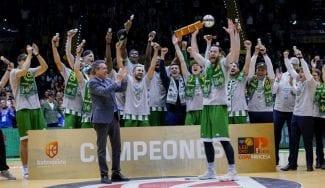 El Real Betis se proclama campeón de la Copa de la Princesa