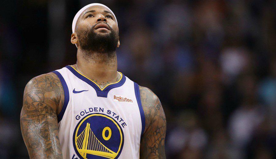 Horrendo: DeMarcus Cousins sufre otra lesión y preocupa a los Lakers