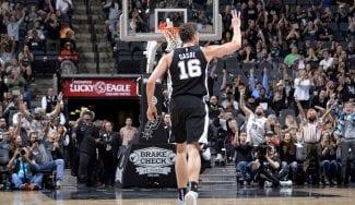 Pau Gasol busca salir de los Spurs: «No es una situación ideal»