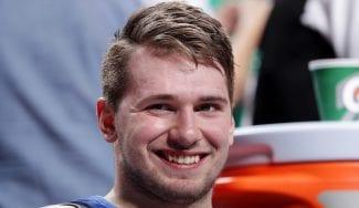 """Luka Doncic sobre su primer año: """"Me lo he pasado genial"""""""