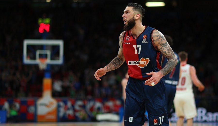 El Baskonia retoma el rumbo hacia los 'playoffs' a ritmo de Vincent Poirier