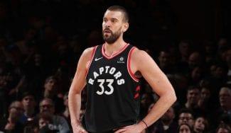 El dato que habla de la importancia ofensiva de Marc Gasol en los Raptors