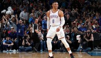 Después de Robertson, Chamberlain: Westbrook destruye otro récord NBA con un triple-doble