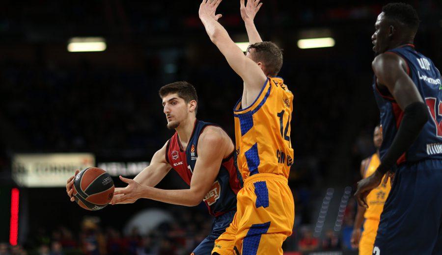 Ajdin Penava ayudará al filial del Baskonia en la fase de permanencia