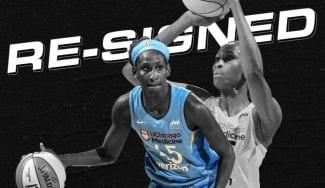 Chicago Sky vuelve a fichar a la internacional española Astou Ndour