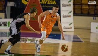 Sáenz Horeca Araberri rescinde el contrato de Artem Tavakalyan