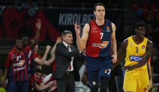 Victoria con valor doble del Kirolbet Baskonia contra el Maccabi