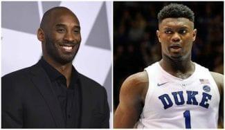 Kobe Bryant se pone serio en el 'tema Zion': «Las lesiones son parte del juego»