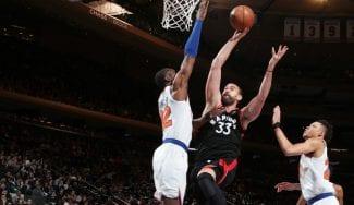 Marc Gasol debuta con los Toronto Raptors y se considera parte 'del Norte'