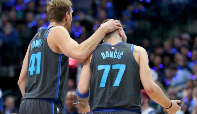 """Dirk Nowitzki: """"Luka Doncic es mejor que yo cuando era rookie"""""""