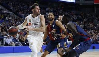 El Real Madrid vence al Baskonia, pero pone a otro jugador en cuarentena