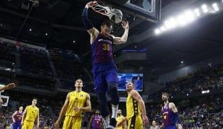 El Barça Lassa defenderá su corona tras desactivar al Iberostar Tenerife