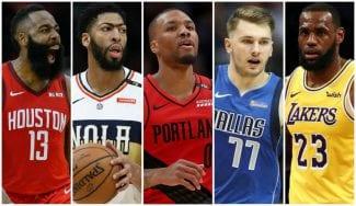 El Top 50 de la temporada NBA… hasta el All-Star Weekend