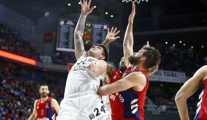 El Real Madrid olvida la Copa clasificándose para los 'playoffs' de la Euroliga