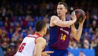 El Barcelona Lassa se asegura el Playoff con un festín anotador