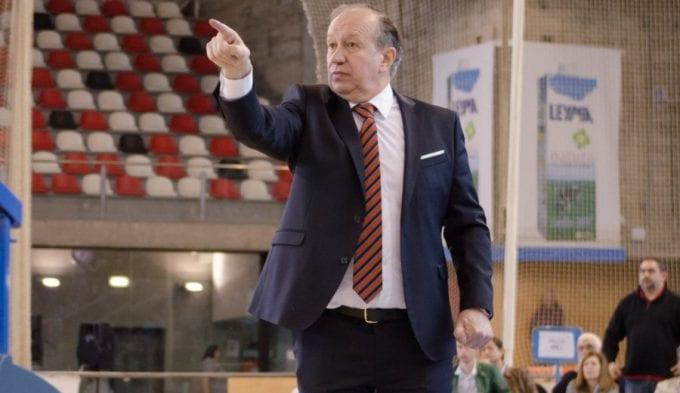 Tito Díaz, nuevo entrenador del Cafés Candelas Breogán