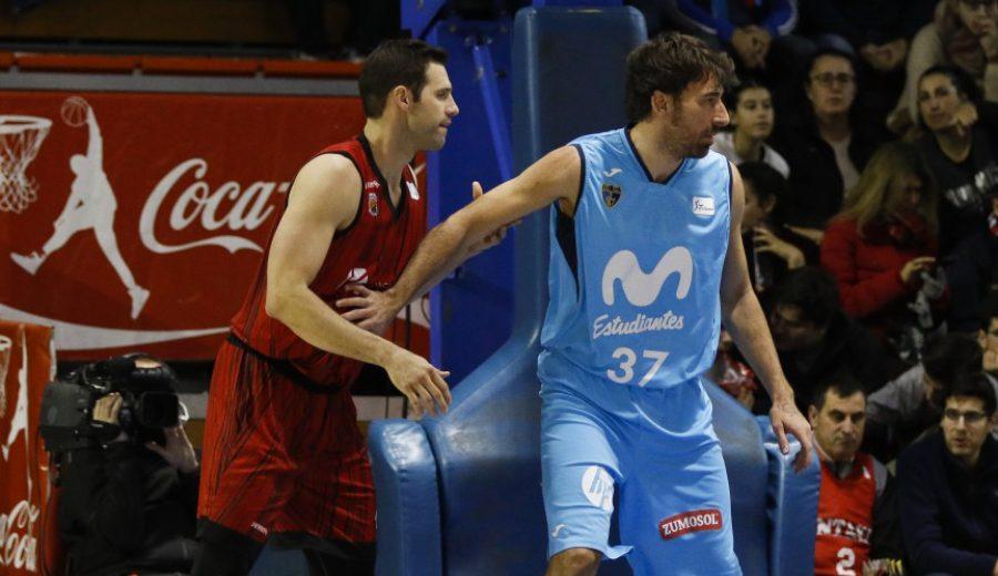 Lampropoulos seguirá con Movistar Estudiantes hasta final de temporada