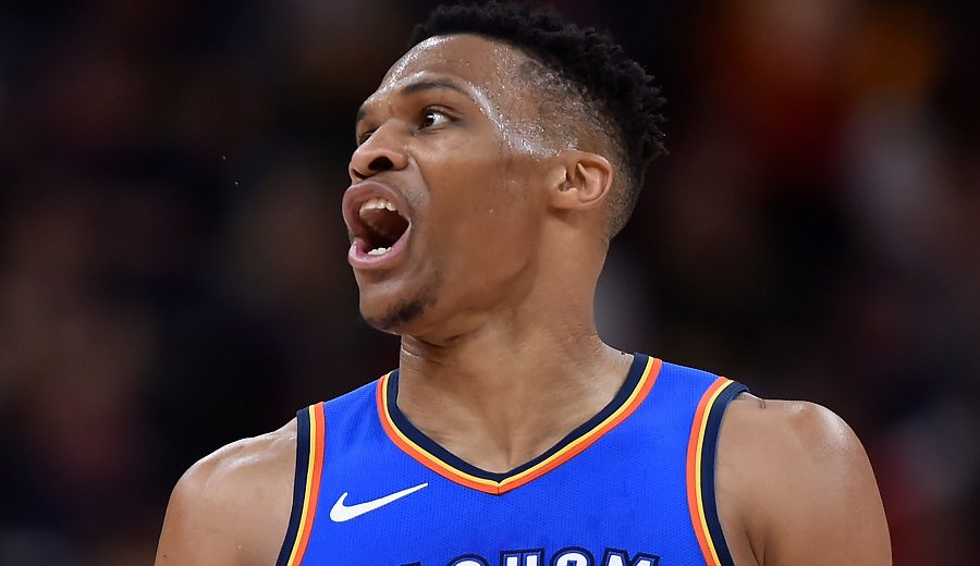 Los Thunder valoran traspasar a Russell Westbrook tras perder a Paul George
