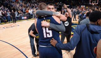 Los Nuggets ya son oficialmente equipo de playoffs