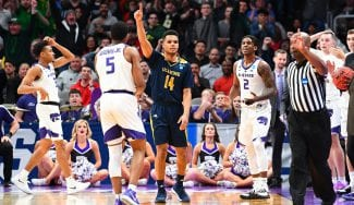 March Madness: UC Irvine y Liberty sorprenden a Kansas State y Mississippi State