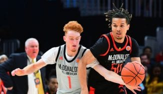 Cole Anthony, el mejor base de high school, elige North Carolina