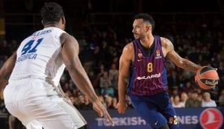 El Barcelona vence al Buducnost: Adam Hanga volvió en plena forma