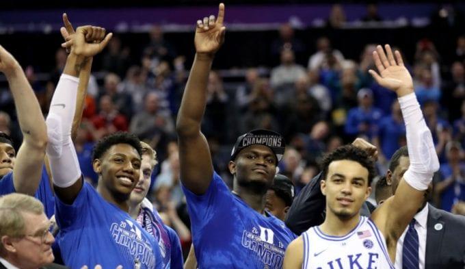 Todos contra Duke y Zion Williamson en busca de la gloria universitaria