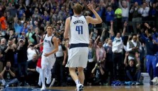 Dirk Nowitzki se convierte en el 6º máximo anotador en la historia de la NBA