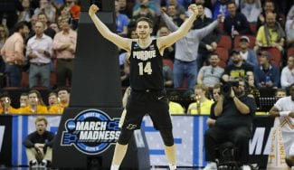 March Madness: Ryan Cline y Carsen Edwards, verdugos de Tennessee