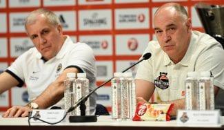 Obradovic y Laso, a la cabeza de la nueva Asociación de Entrenadores de la Euroliga