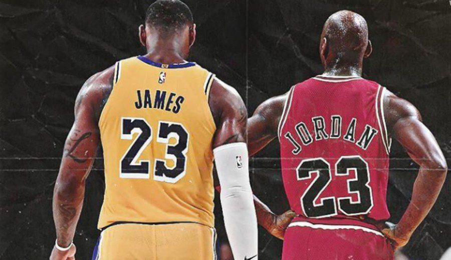 Los 10 mejores jugadores de la historia de la NBA según ESPN