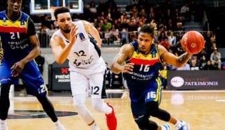 El MoraBanc Andorra manda la serie de vuelta a Villeurbanne