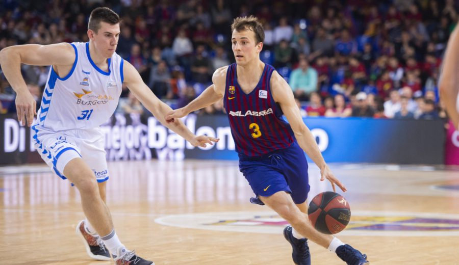 El Barcelona Lassa seguirá líder de la Liga Endesa una jornada más