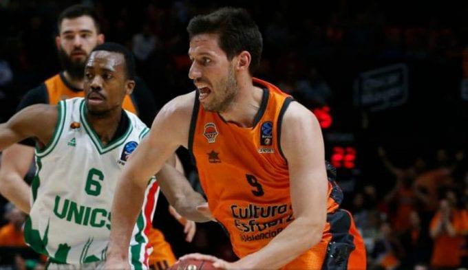 El Valencia Basket golpea primero en semifinales de la Eurocup
