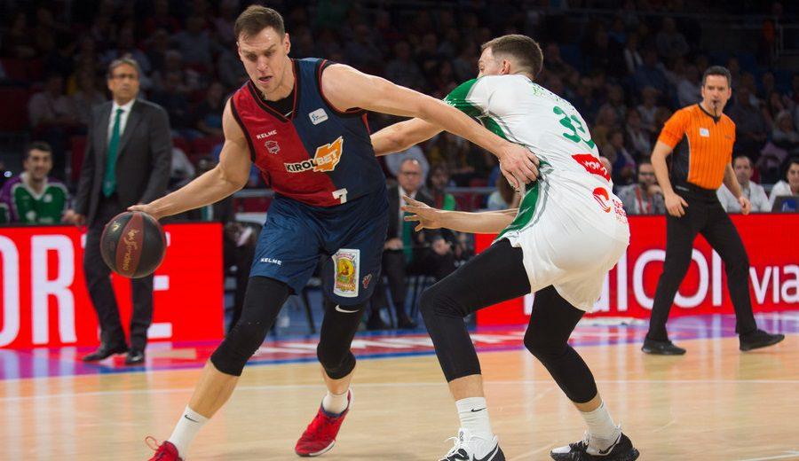 El Baskonia rompe al Unicaja: no anotaban tanto en ACB desde 2005